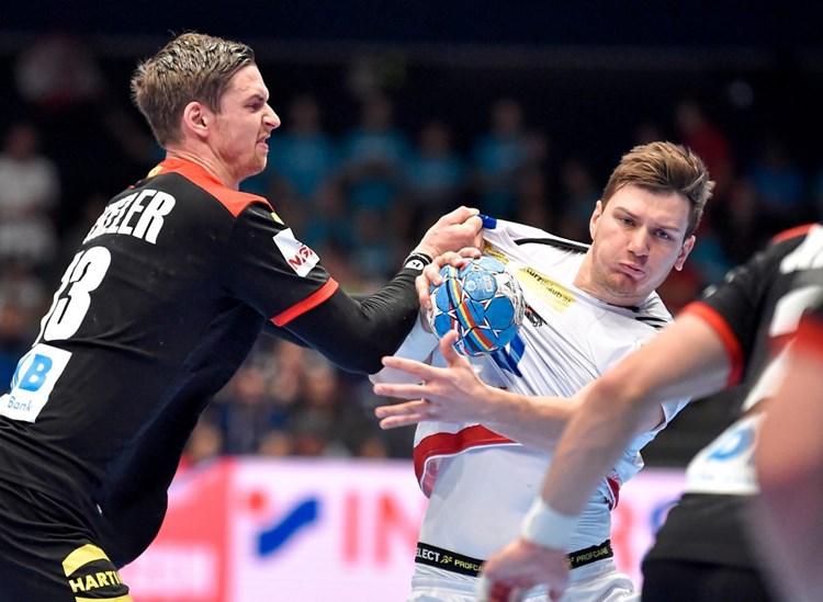 Deutschland österreich Handball