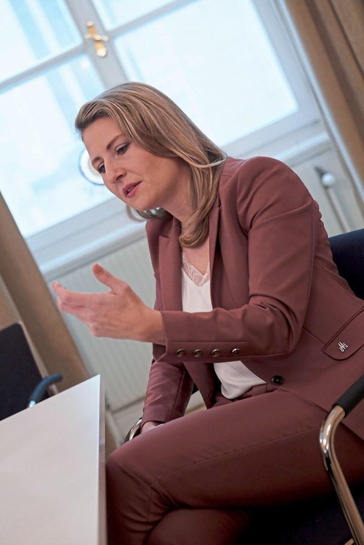 Die verschonte Frauenministerin - Kolumne: ber die