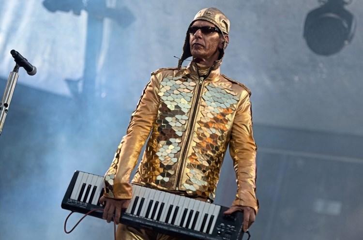 """Rammstein-Keyboarder Flake: """"Die Wiedervereinigung war eine Sauerei"""""""