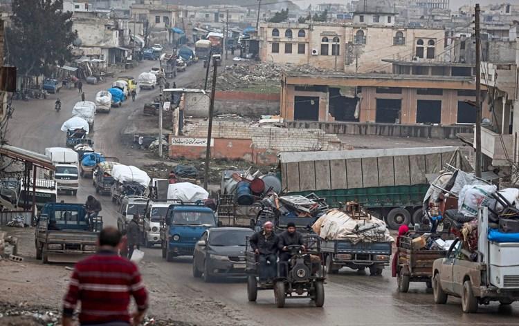 Erdoğan droht mit Offensive im Nordwesten Syriens
