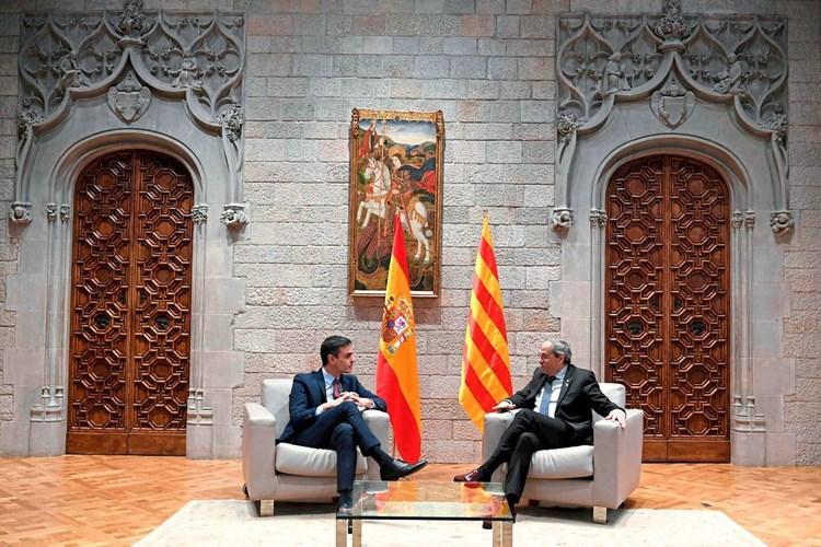 In Katalonien wird wieder gesprochen