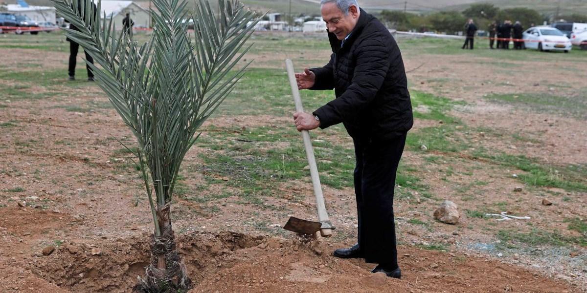 Nahost-Plan: Washington pfeift wahlkämpfenden Netanjahu zurück
