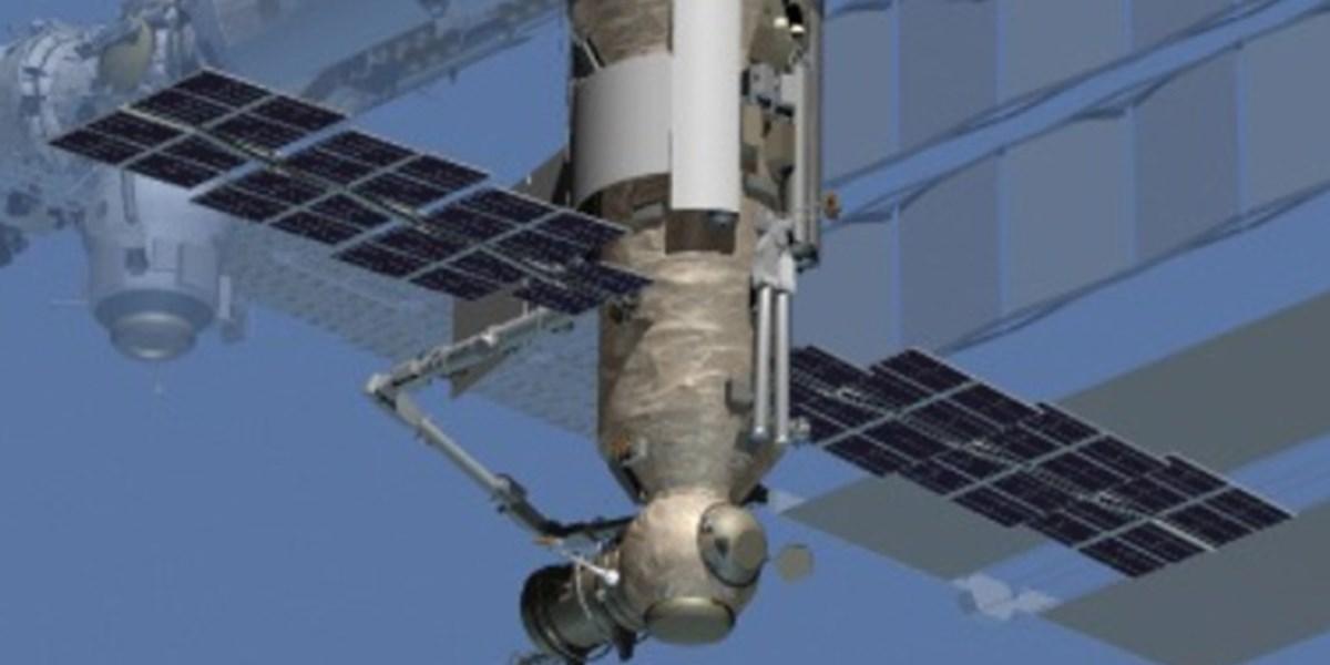 """An neuem ISS-Modul wird """"rund um die Uhr gebaut"""""""
