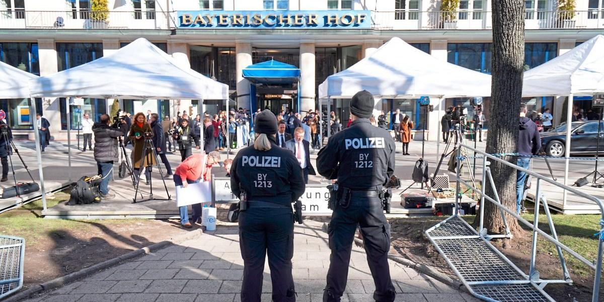 Welche Baustellen bei der Münchner Sicherheitskonferenz bearbeitet werden