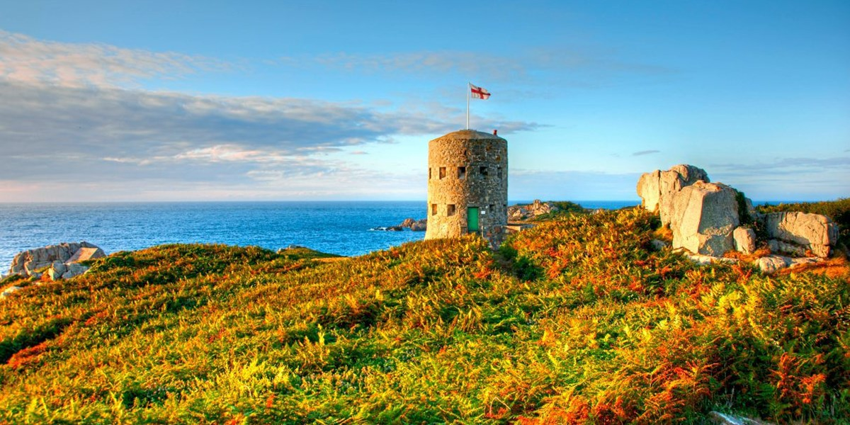 Guernsey: Die Insel mit den vielen Assen im Ärmelkanal