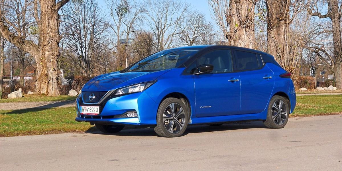 Nissan Leaf: Frieren wie ein kalabresischer Sch(l)osshund