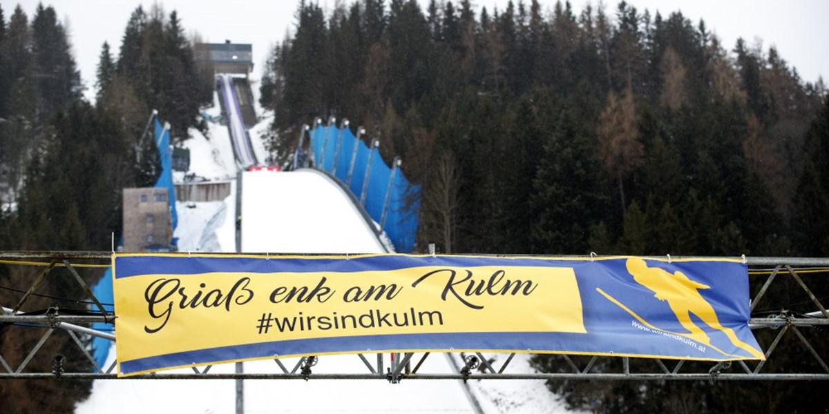 Zu starker Wind: Qualifikation der Skiflieger auf Kulm abgesagt
