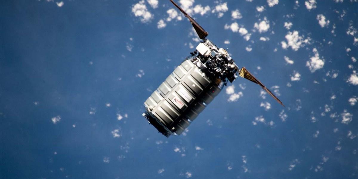 Privater Raumfrachter Cygnus ist unterwegs zur ISS