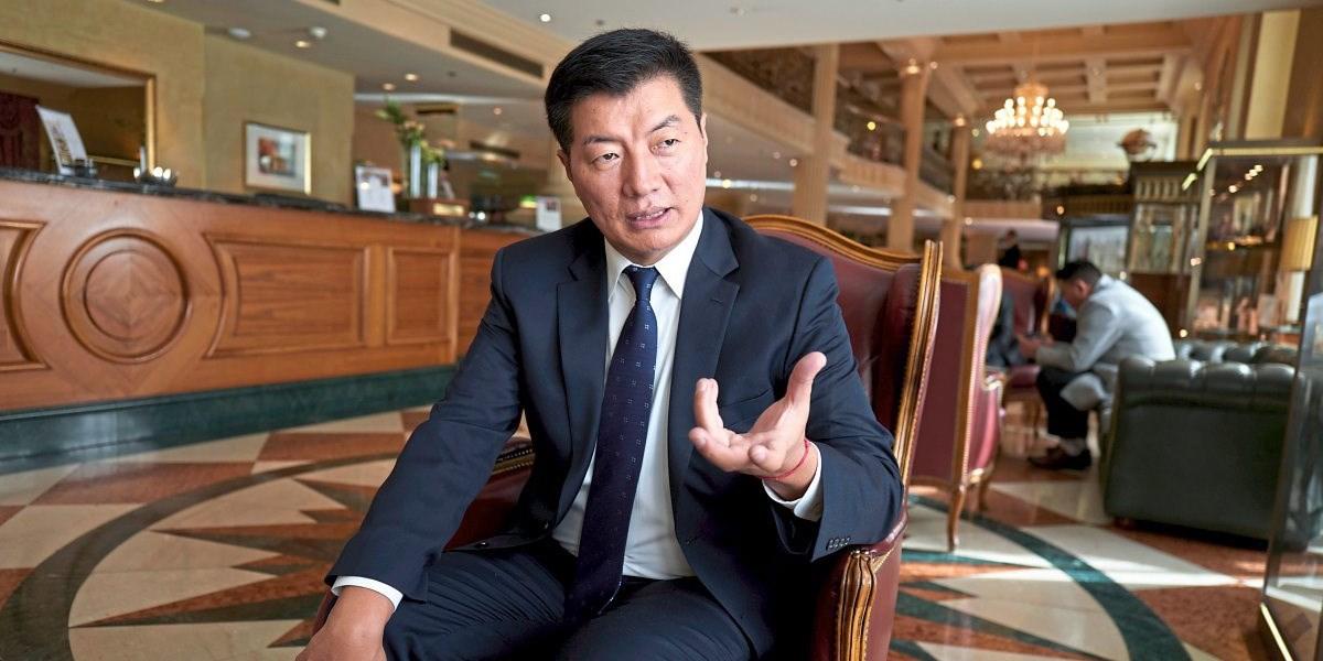 """Exil-Premier Tibets: """"Wir glauben immer, dass wir bald nach Tibet können"""""""