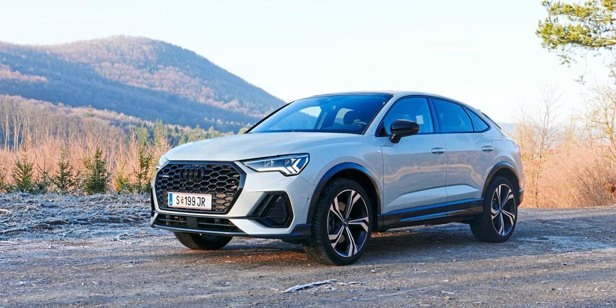 Audi Q3: Alle wollen zurück zur Natur, aber keiner zu Fuß