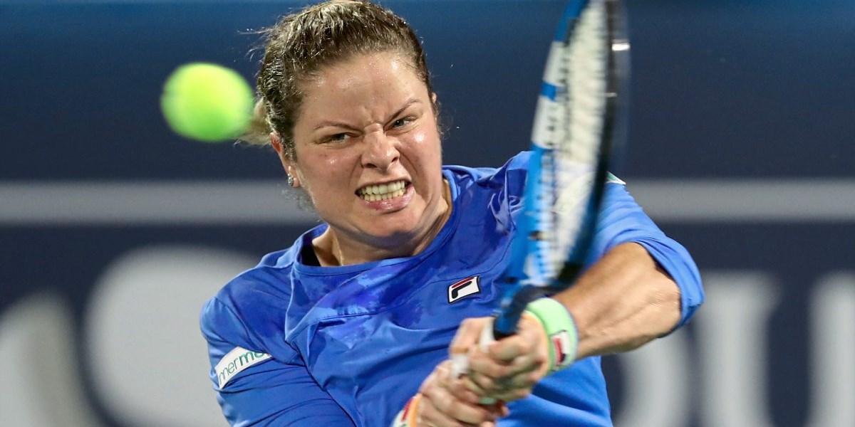 Comeback von Kim Clijsters: Mutter Courage stellt im Tennis die Konkurrenz bloß