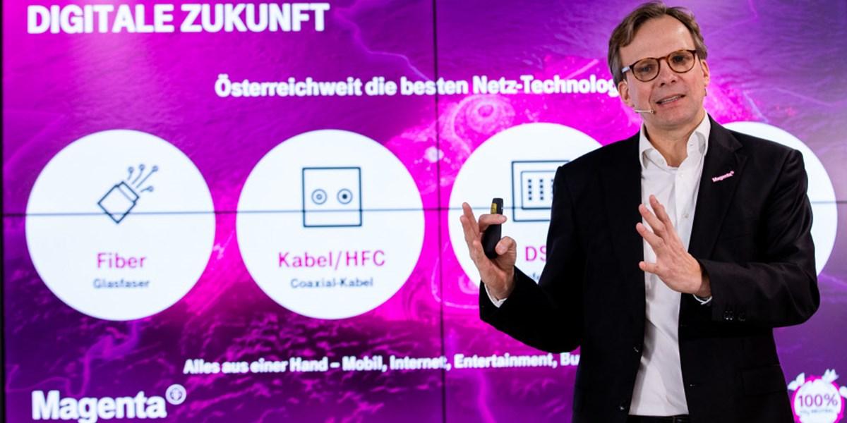 Magenta könnte bestehendes 5G-Netz wieder abbauen