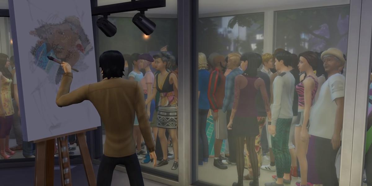 """Sadistischer YouTuber kidnappte seine gesamte Nachbarschaft bei """"Sims"""""""