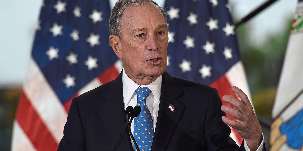 Spannung vor Teilnahme Bloombergs an TV-Debatte der Demokraten