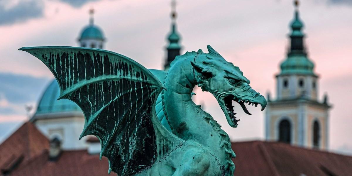 Kleiner grüner Drache: Ljubljana macht vor, wie Klimaschutz geht
