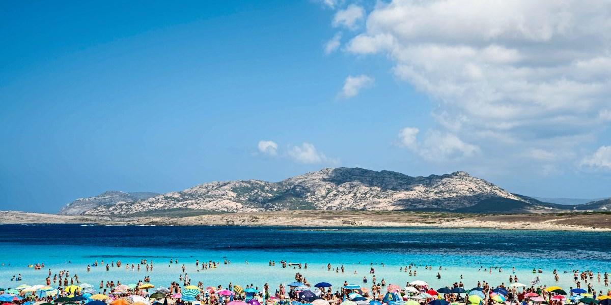 Sardinien gegen Massentourismus: Nur 1.500 Personen auf Traumstrand