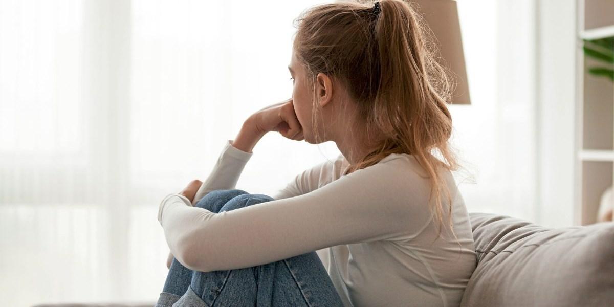 Wie sich ein Rückfall in die Depression ankündigt