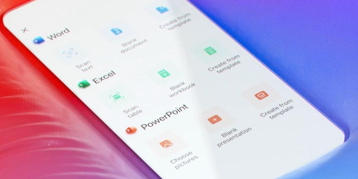 Word, Excel und Powerpoint nun in einzelner App für iOS und Android