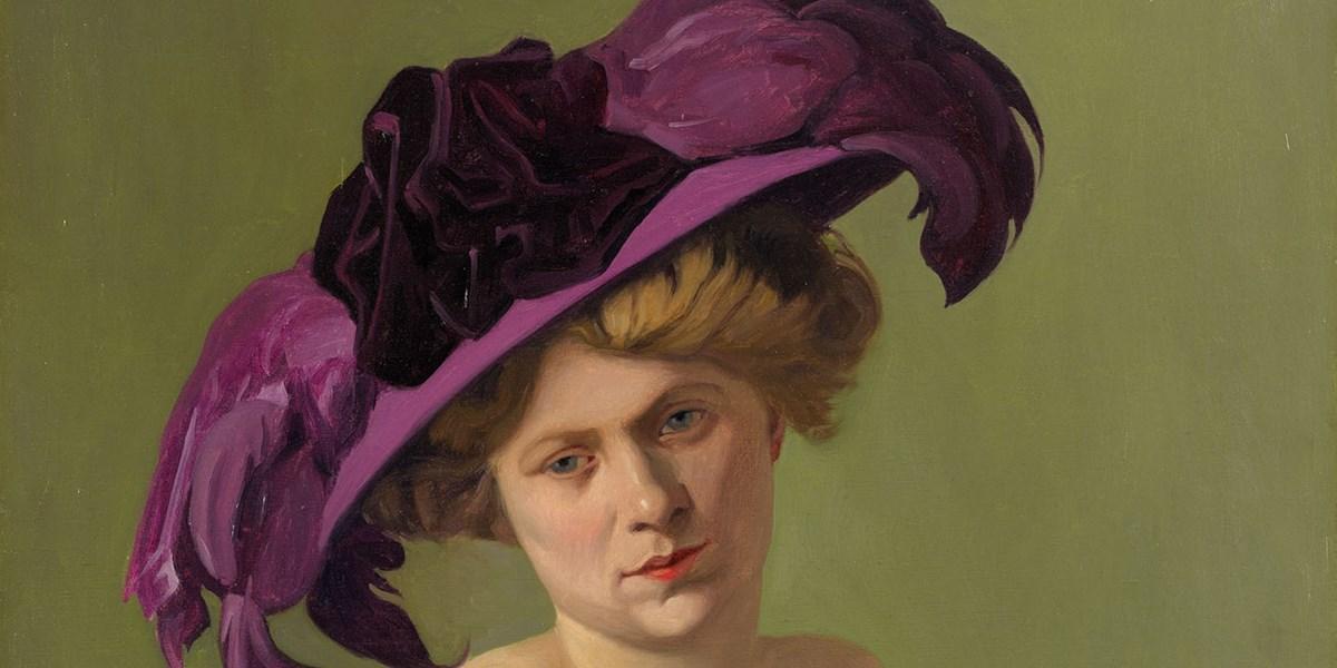 Van Gogh, Cézanne, Matisse in der Albertina: Sammelwut in Violett