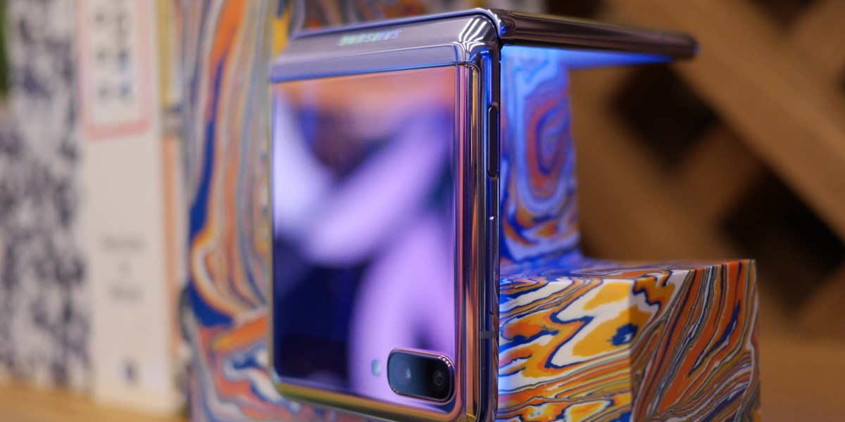 Finger weg von faltbaren Smartphones