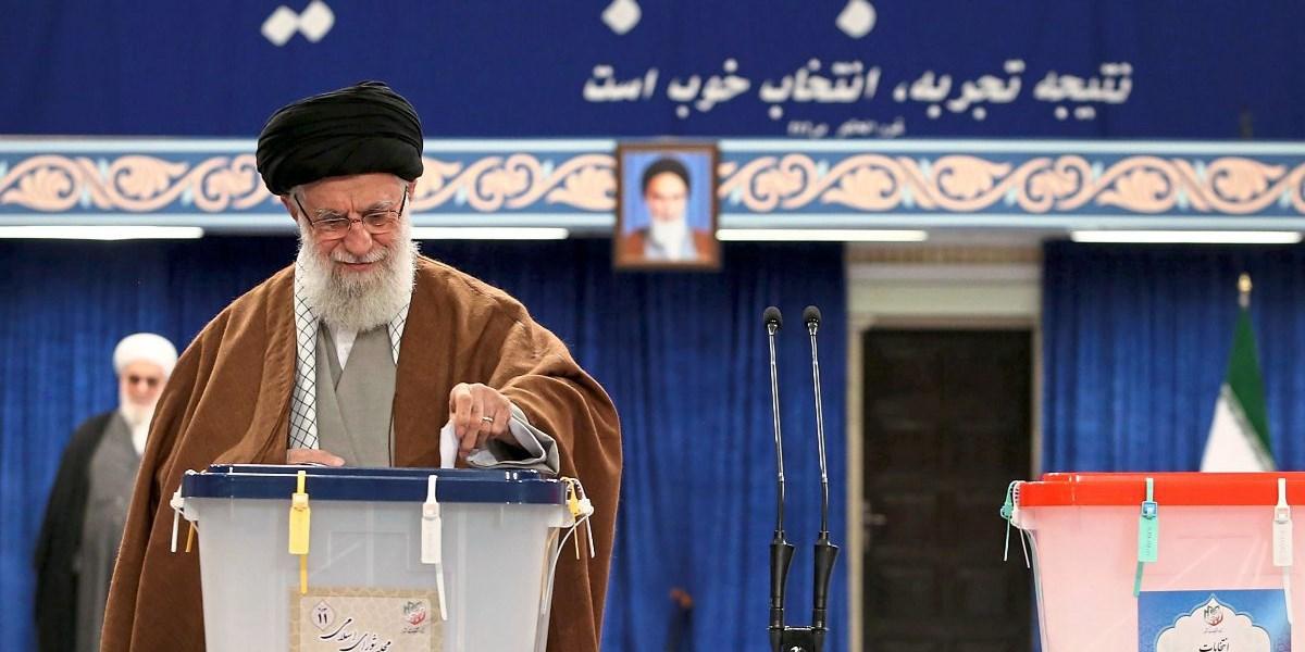 Konservative und Hardliner führen bei Parlamentswahl im Iran