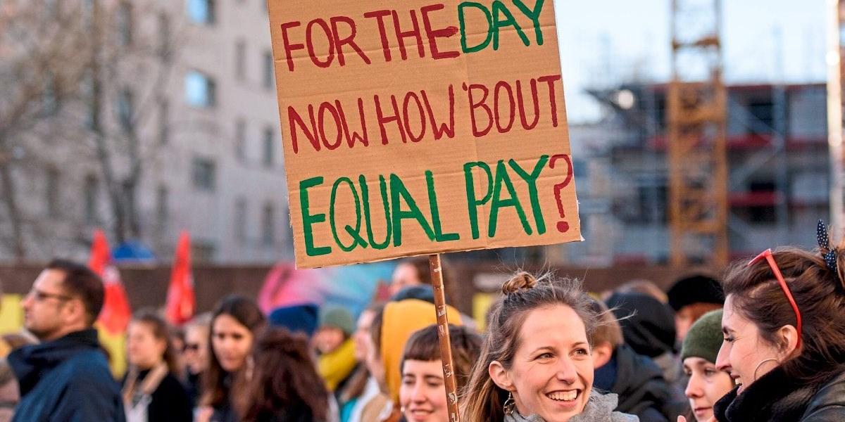 Equal Pay Day fällt heuer auf den 25. Februar