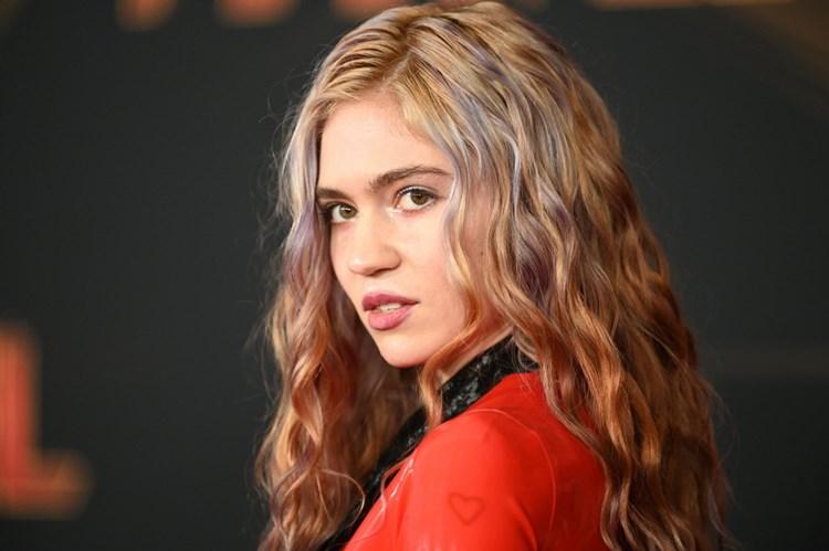 Grimes Sängerin