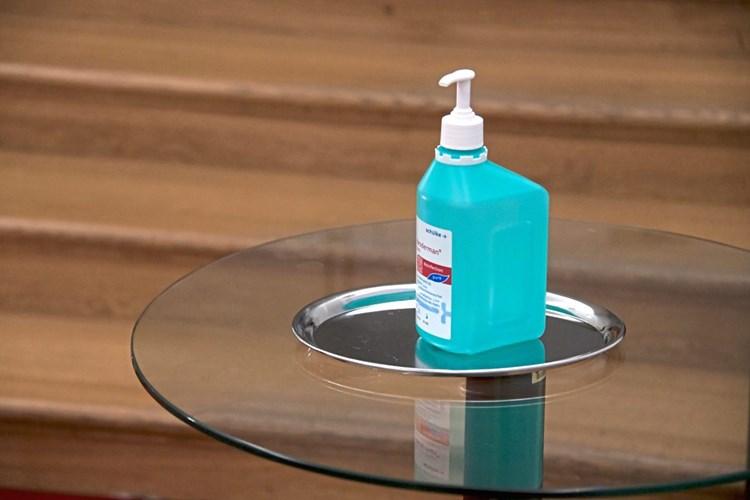 desinfektionsmittel gegen corona