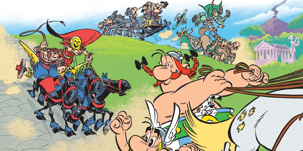 Corona Asterix Und Obelix
