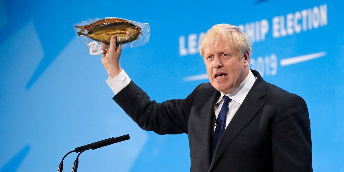 Brexit: Boris Johnson geht auf Kollisionskurs mit der EU