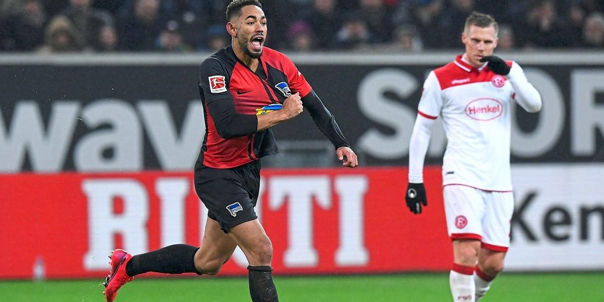 Nach Klinsmann-Krise: Hertha holt 0:3 gegen Düsseldorf auf