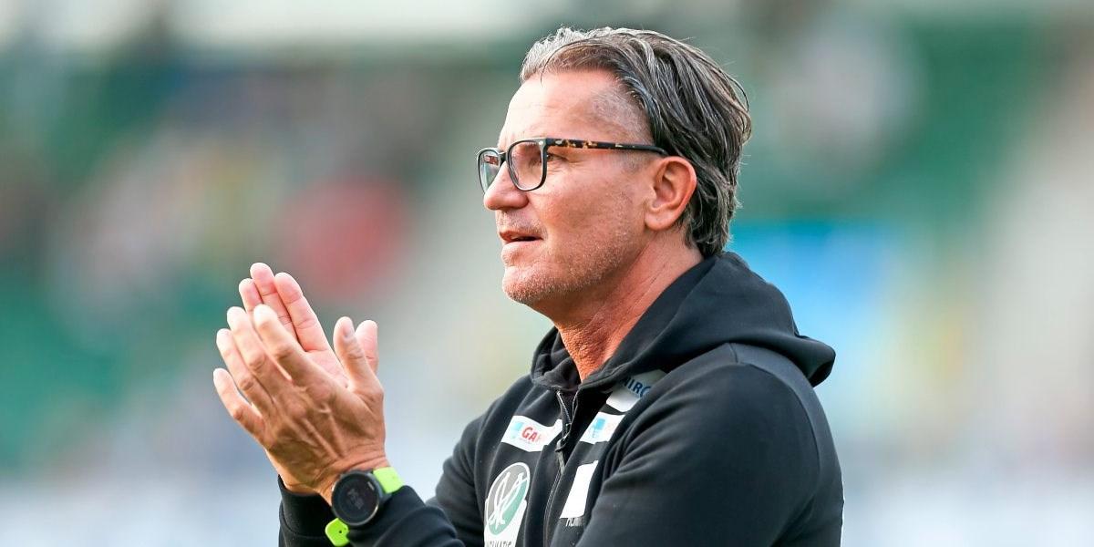 Dank Eigentor: Ried mit Heimsieg gegen Lustenau weiter auf Aufstiegskurs