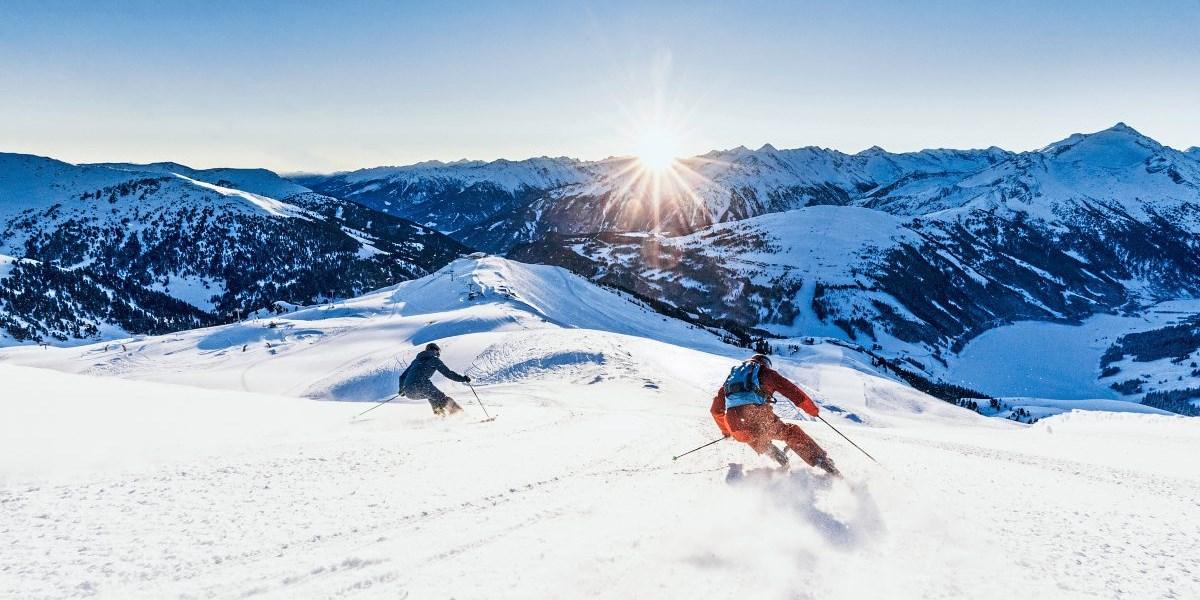 Wintertourismus in Österreich trotz Schneemangels bisher im Plus