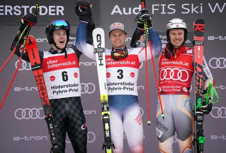 Nachster Streich Pinturault Auch Rtl Sieger In Hinterstoder Weltcup Wird Fortgesetzt Ski Alpin Herren Weltcup Derstandard At Sport