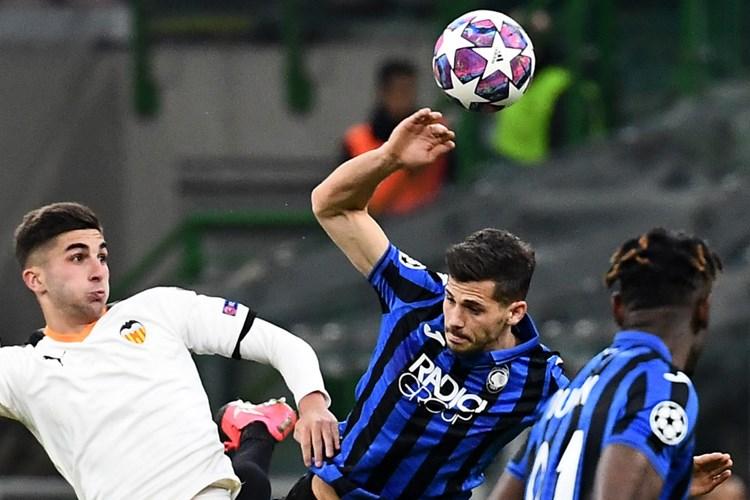 Valencia Gegen Atalanta