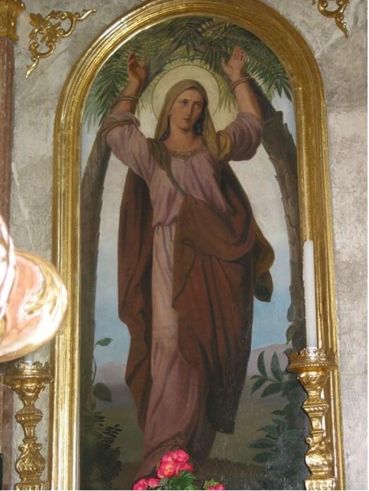 Heilige Corona Gegen Seuchen