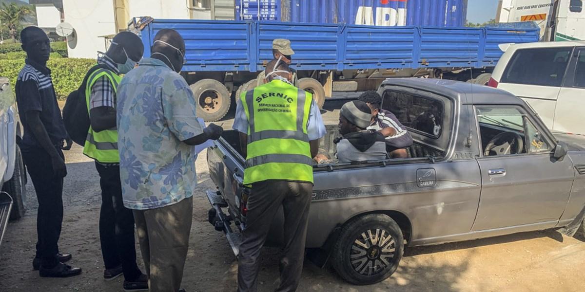 64 Leichen von Flüchtlingen in Lkw-Container in Mosambik entdeckt