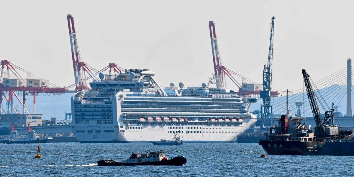 Weiter zahlreiche Irrfahrten von Kreuzfahrtschiffen