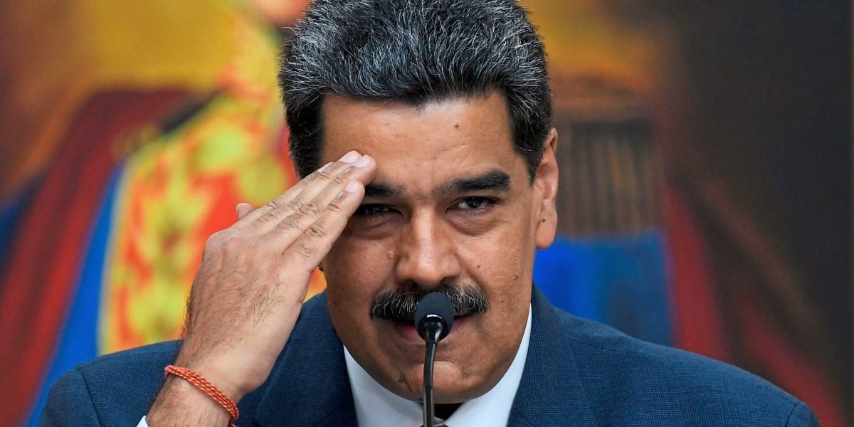 Maduro reagiert wütend auf US-Anklage wegen Drogenhandels