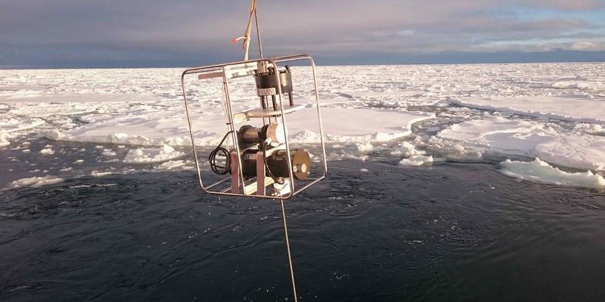 Arktischer Meeresboden ist zum Endlager für Mikroplastik geworden