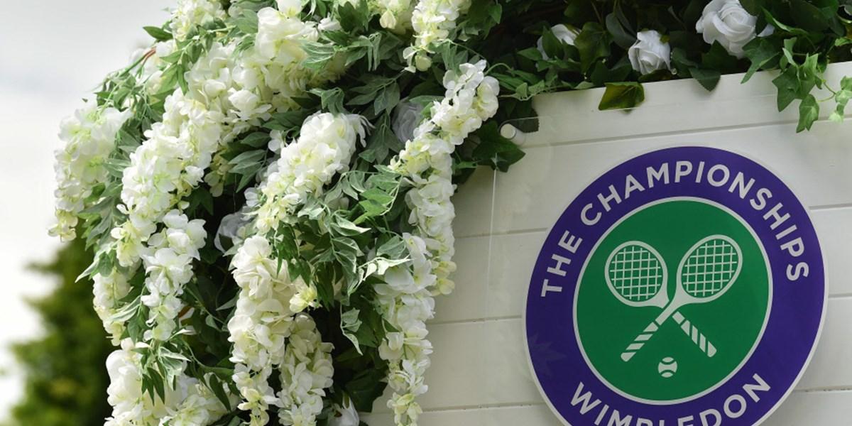 Kein Tennis auf dem Heiligen Rasen in Wimbledon 2020