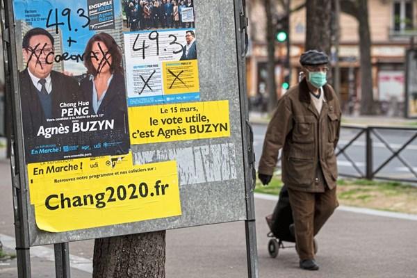 Foto: APA/AFP/JOEL SAGET