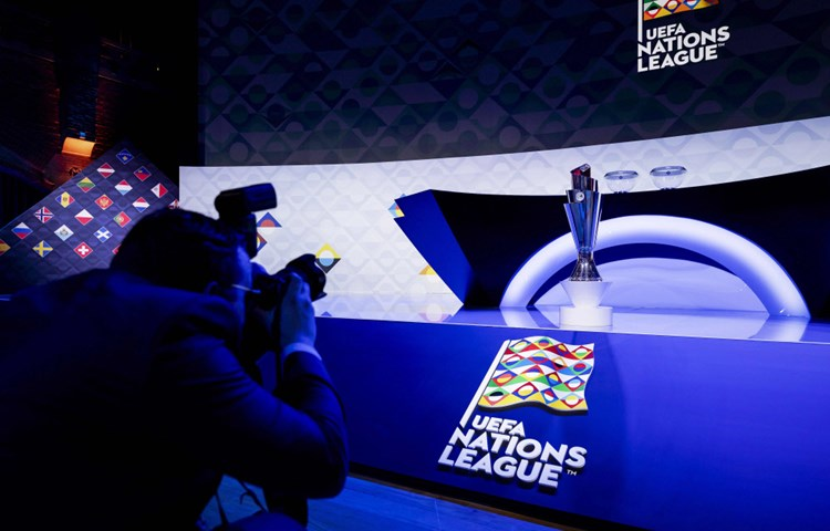 Nations League Spiele