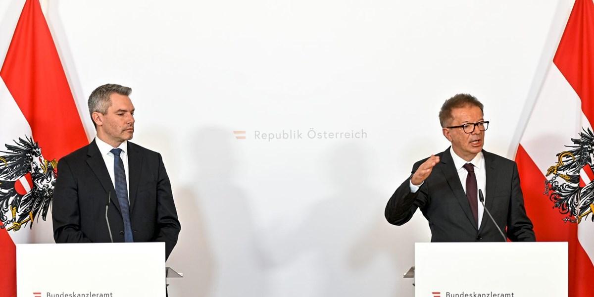 """Österreich hat nun zwei Covid-19-Todeszahlen, und """"keine ist ..."""