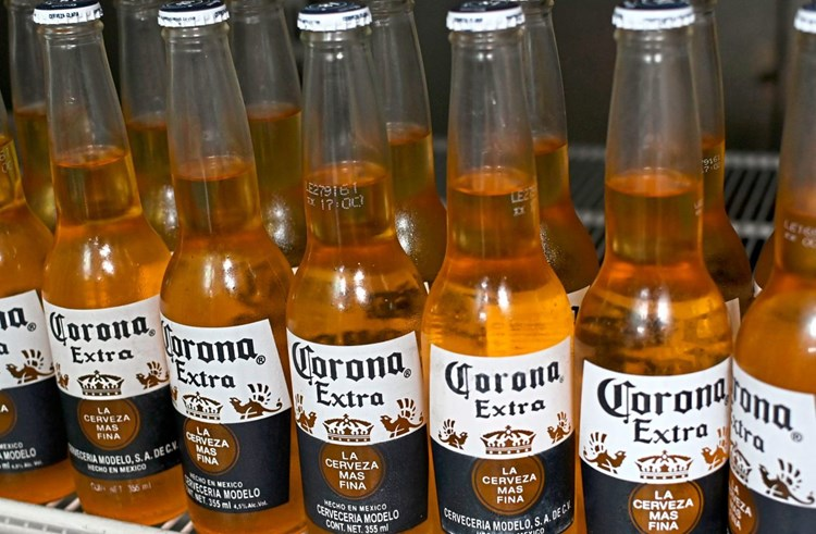 Biermarke Corona