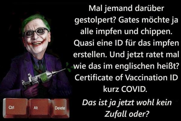 Wie Bill Gates Zum Feind Von Impfgegnern Und Verschworungstheoretikern Wurde Netzpolitik Derstandard At Web