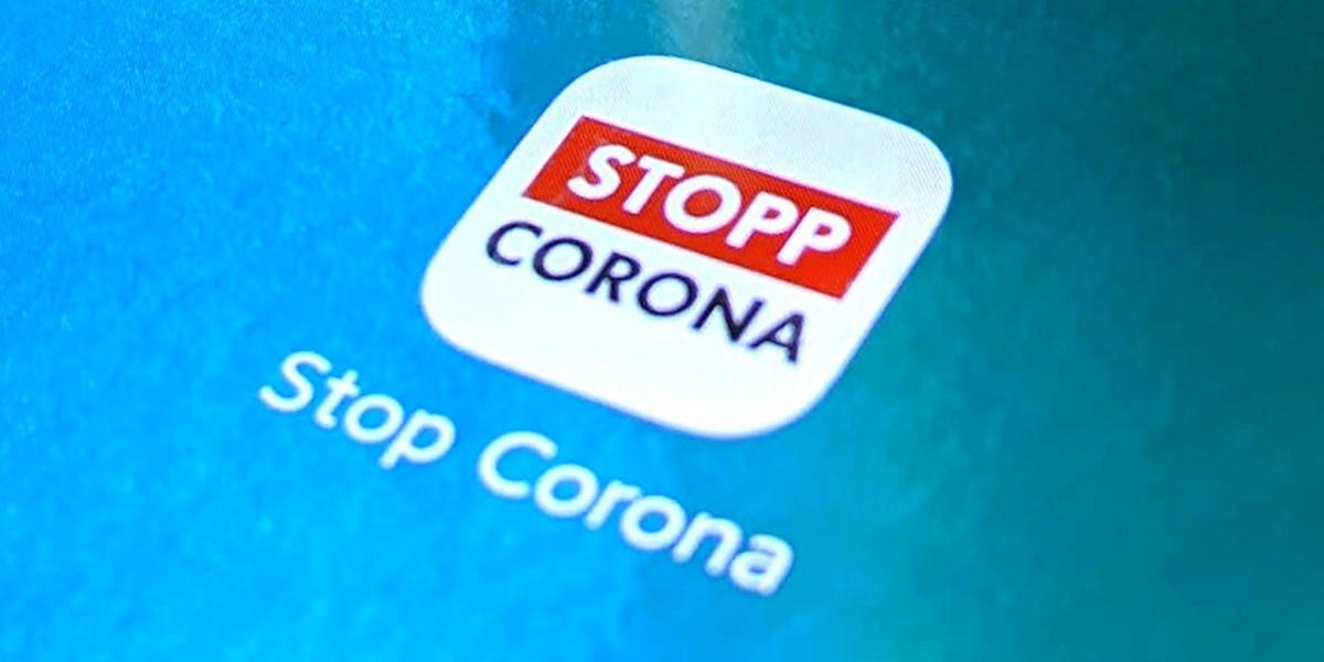 Corona App Quellcode