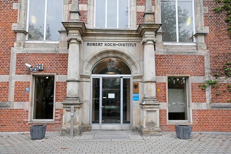 Robert Koch Institut Reproduktionszahl