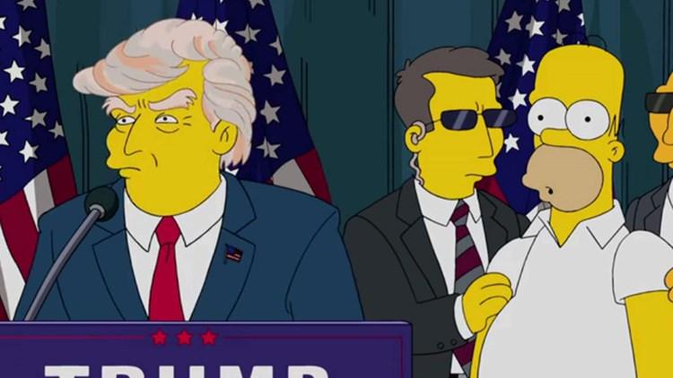 Website zeigt auf, was die Simpsons alles richtig