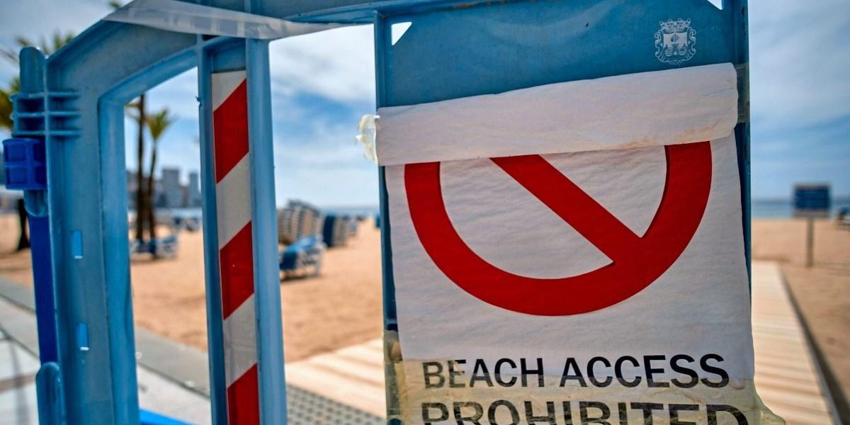 Grenzöffnung Spanien